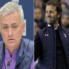 """Jose Mourinho a """"lavé le cerveau '' des joueurs de Tottenham"""